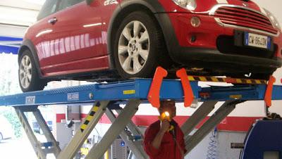 Guida alla revisione auto